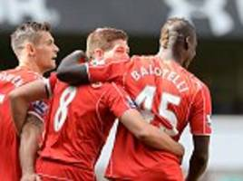 Mario Balotelli already part of Liverpool family after 3-0 win against Tottenham