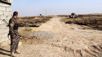 iraqi forces reach besieged northern town of amerli