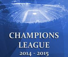 Follow Europe's best in Champions League 2014-2015